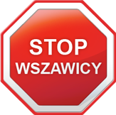 stop wszawicy